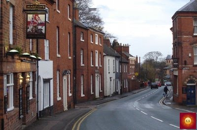 Beacon Street, Lichfield
