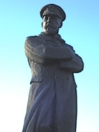 Statue Captain Smith