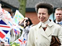 HRH Princess Anne in Beacon Park