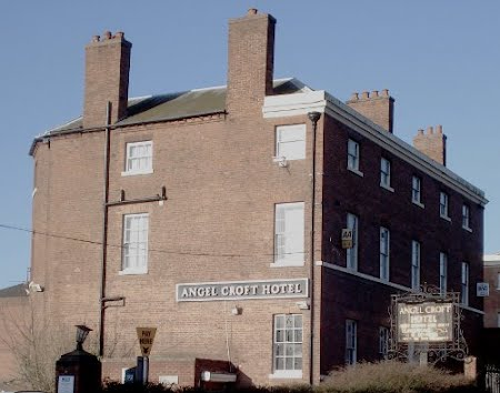 Angel Croft Hotel, Beacon Street, Lichfield