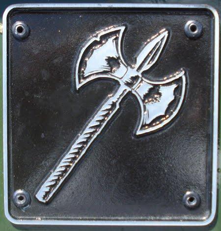 The Matyrs' Plaque, Swinfen Broun brass rubbing trail