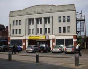 Kwik Save, former cinema